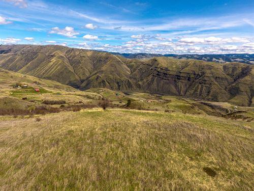 Acreage Near White Bird Idaho : White Bird : Idaho County : Idaho