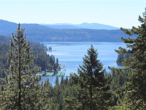 Exceptional Idaho Acreage Northwest : Worley : Kootenai County : Idaho