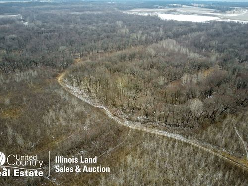 Sangamon County Hunting Property : Buckhart : Sangamon County : Illinois