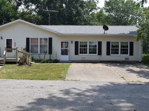 Country Living, 2 Bdrm House, 5 : Oblong : Crawford County : Illinois