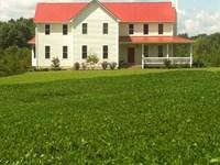 Country Home Adair County Kentucky : Columbia : Adair County : Kentucky