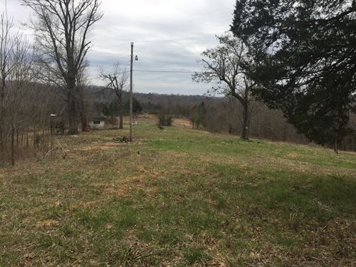 5 Acres Great Building / Hunting : Greensburg : Green County : Kentucky