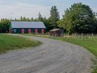 Maine Horse Property Dover Foxcroft : Dover-Foxcroft : Piscataquis County : Maine