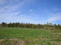 Maine Land For Sale in Levant : Levant : Penobscot County : Maine