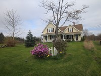 Maine Country Home in Lubec : Lubec : Washington County : Maine