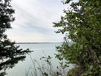 Rocky Shore Oceanfront Land, Lubec : Lubec : Washington County : Maine