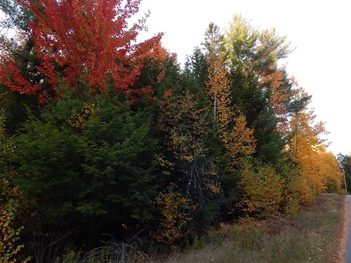 Maine Land For Sale in Millinocket : Millinocket : Penobscot County : Maine