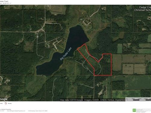 38+ Acres Hunting, Fishing : Delton : Barry County : Michigan