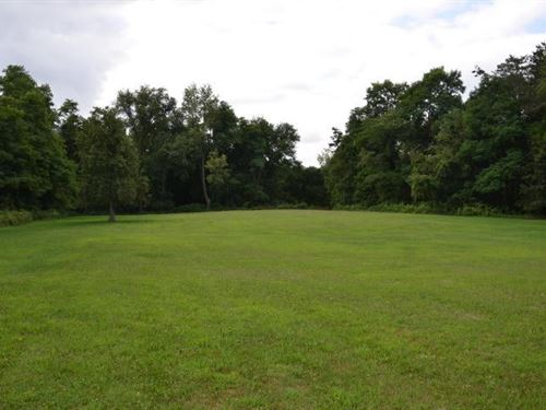 Nearly 22 Acres Gently Rolling Land : Richland : Kalamazoo County : Michigan