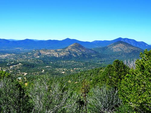 Mountain Homesites 10-50 Acre Lots : Silver City : Grant County : New Mexico