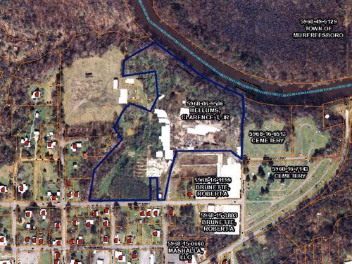 Land, Murfreesboro, North Carolina : Murfreesboro : Hertford County : North Carolina