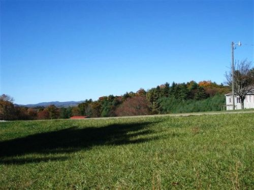 Cute Mountain Home, 6+ Acres : Sparta : Alleghany County : North Carolina