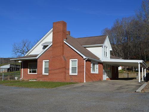 Mini Farm Edge Sparta 12 Acres Blue : Sparta : Alleghany County : North Carolina