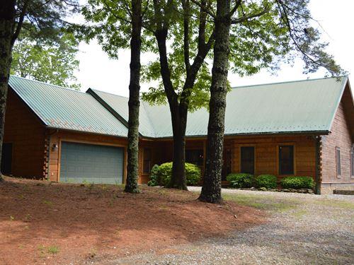 Mountain Home Blue Ridge Mountains : Sparta : Alleghany County : North Carolina