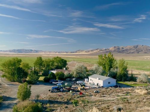 2448 Morgan Road : Winnemucca : Pershing County : Nevada