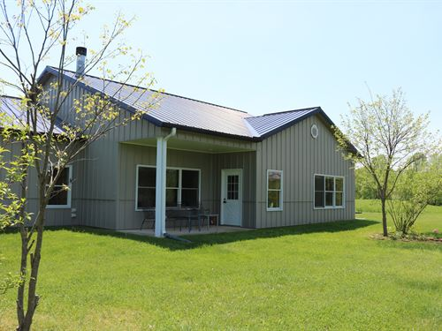 Country Home Vinton County 155 : Albany : Vinton County : Ohio