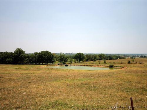 66 Acres in Northeast Oklahoma : Afton : Ottawa County : Oklahoma