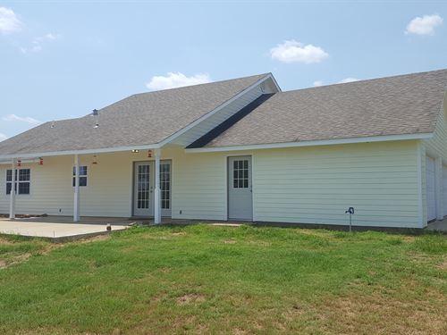 Antlers Oklahoma Home, Pushmatah : Antlers : Choctaw County : Oklahoma