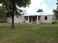 Country Home, Atoka, Oklahoma : Atoka : Atoka County : Oklahoma