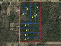 Land Broken Bow Oklahoma, Acreage : Broken Bow : McCurtain County : Oklahoma