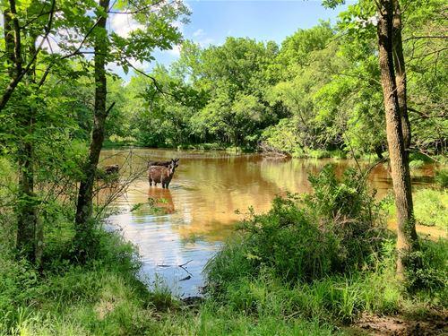 80 Acres Checotah, Ok McIntosh : Checotah : McIntosh County : Oklahoma