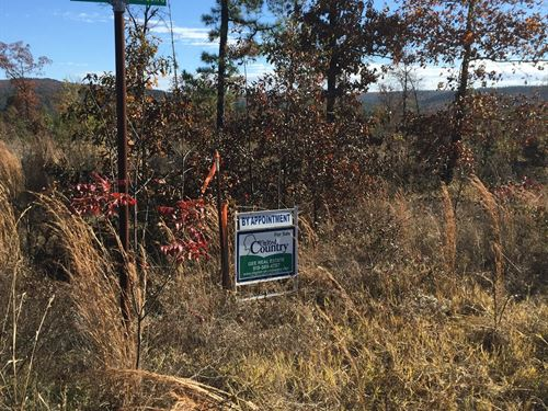 5 Acre Building Tract Mountain : Clayton : Pushmataha County : Oklahoma