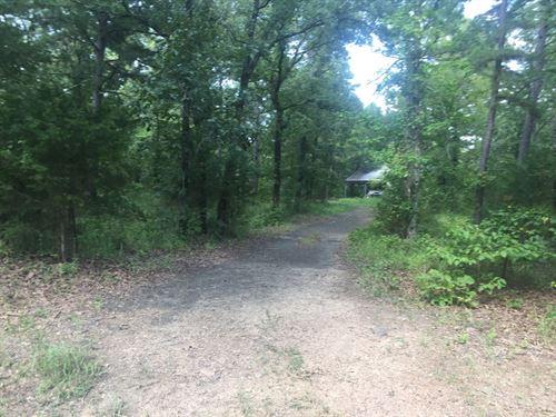 Land Finley,Ok/Hunting Land Under : Finley : Pushmataha County : Oklahoma