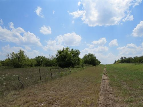 90 Acres Recreation Land SE : Fort Towson : Choctaw County : Oklahoma