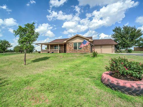 Country Home Acreage, Custer : Foss : Custer County : Oklahoma