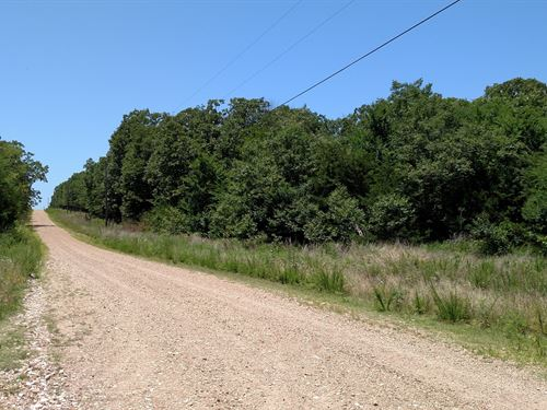 Land Utilities Rd Vian & Tenkiller : Gore : Sequoyah County : Oklahoma