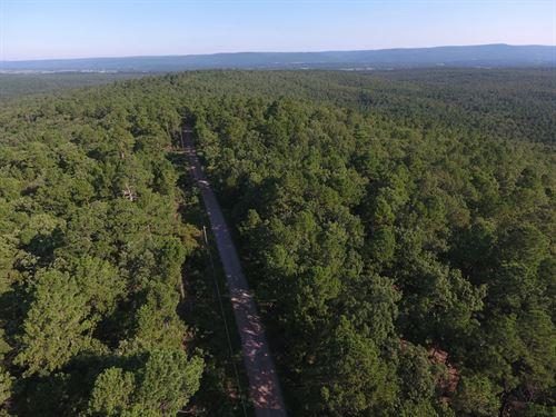 Hunting Land, SE Oklahoma, Latimer : Panola : Latimer County : Oklahoma