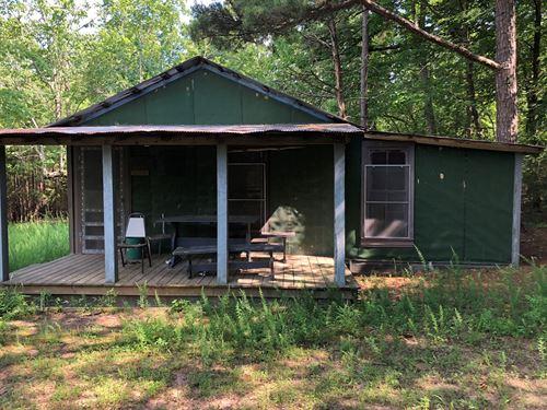 Hunting Land Southeast Oklahoma : Red Oak : Latimer County : Oklahoma