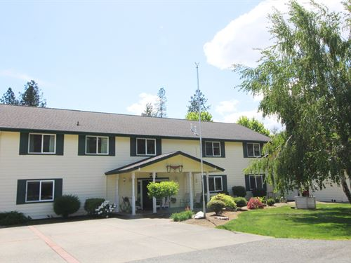 Newley Remodled Home 6 Acres Guest : Grants Pass : Josephine County : Oregon
