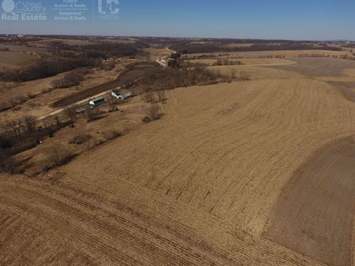 Handsome Investment Farm Southwest : Blanchardville : Lafayette County : Wisconsin