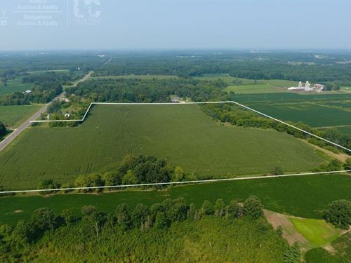 Premium Agriculture Tract Central : New London : Waupaca County : Wisconsin