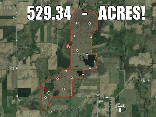 World Class Outdoor Retreat Eastern : Rosendale : Fond Du Lac County : Wisconsin