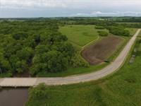 Hunting Honey Hole Along Pecatonica : South Wayne : Lafayette County : Wisconsin