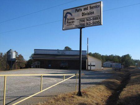 Commercial Investment Property : Lexington : Oglethorpe County : Georgia