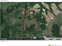 Shelton's Ridge In Southern VA : Red Oak : Charlotte County : Virginia