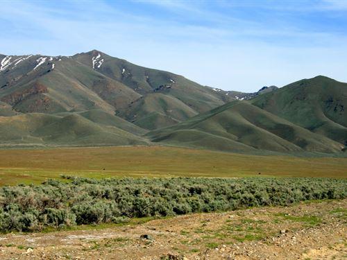 40 Acres In Battle Mountain, NV : Battle Mountain : Lander County : Nevada