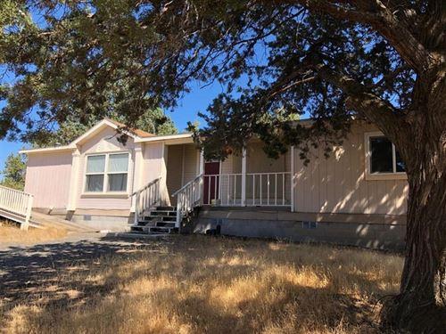 Country Home On 86+ Acres : Bonanza : Klamath County : Oregon