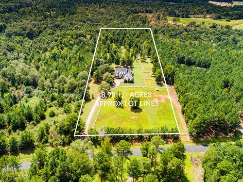 Meadow Grove Farm : Mansfield : Newton County : Georgia