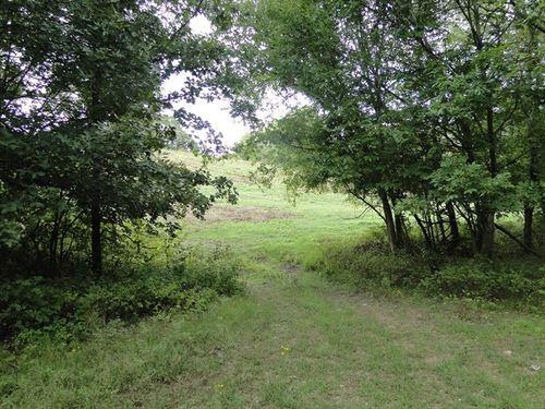 Acreage In Arkansas All Fenced : Batesville : Independence County : Arkansas