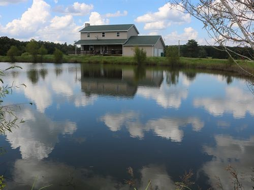 Arkansas Country Home For Sale : Evening Shade : Izard County : Arkansas