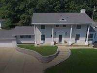 Mtn Grove Mo Executive Home Acreage : Mountain Grove : Wright County : Missouri