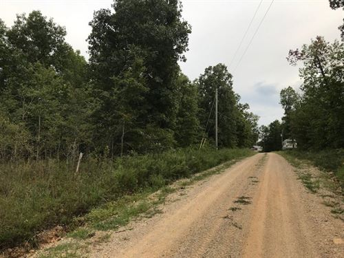 Vacant Land For Sale Wappapello MO : Wappapello : Wayne County : Missouri
