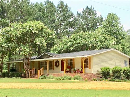 Home, 289 Stribling Rd, Sturgis, MS : Sturgis : Oktibbeha County : Mississippi
