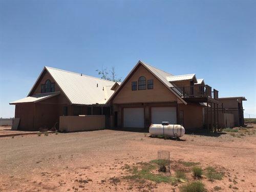 120 Acres Two Residences LA Luz, NM : La Luz : Otero County : New Mexico
