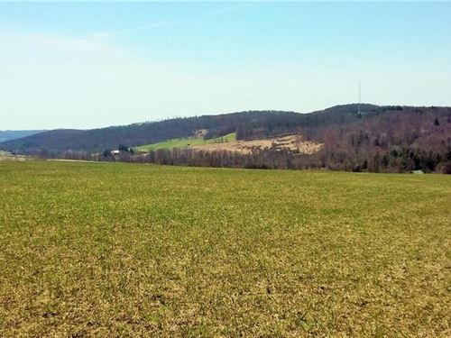 Nearly 70 Acres Land Scenic Views : Taylor : Cortland County : New York