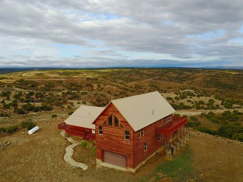 Large Home Acreage Mountain Views : Duchesne : Utah